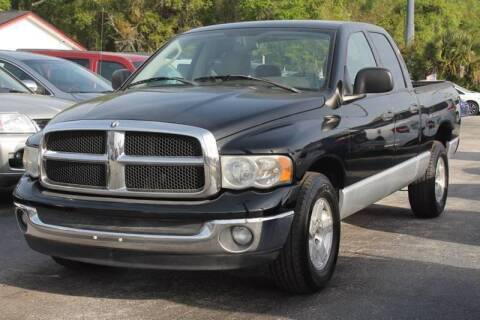 2005 Dodge Ram Pickup 1500 for sale at Mars auto trade llc in Kissimmee FL