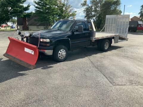 2001 Chevrolet Silverado 3500 for sale at Stein Motors Inc in Traverse City MI