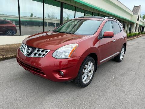2012 Nissan Rogue for sale at Aman Auto Mart in Murfreesboro TN