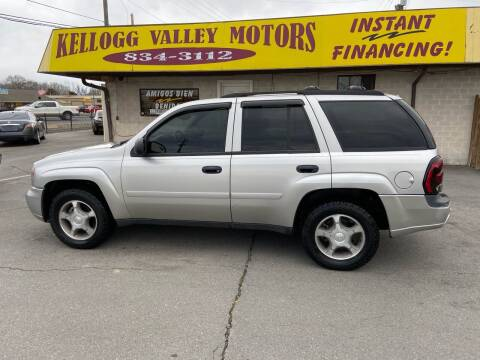 2006 Chevrolet TrailBlazer for sale at Kellogg Valley Motors in Gravel Ridge AR