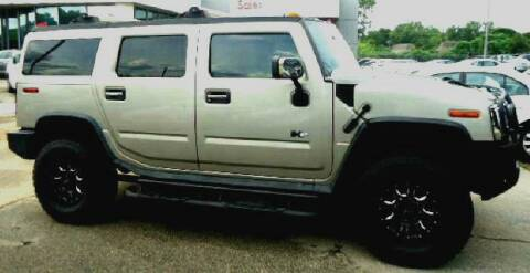 2003 HUMMER H2 for sale at Pars Auto Sales Inc in Stone Mountain GA