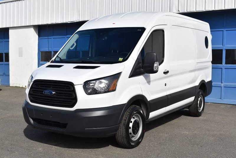 2016 Ford Transit Cargo 250 3dr SWB Medium Roof Cargo Van w/Sliding Passenger Side Door full