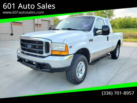 1999 Ford F-250 Super Duty for sale at 601 Auto Sales in Mocksville NC