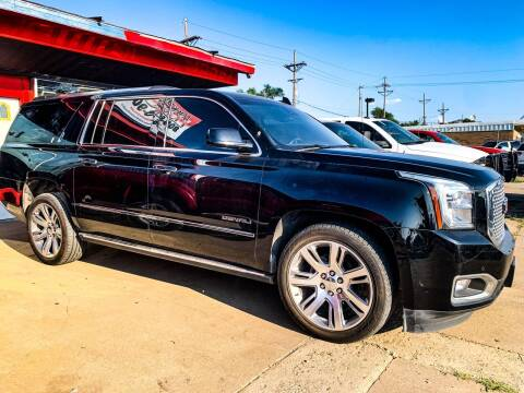 2016 GMC Yukon XL for sale at Mickdiesel Motorplex in Amarillo TX