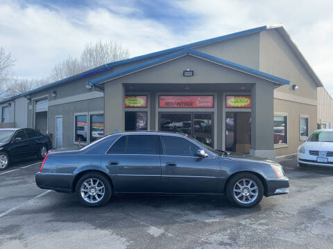 2011 Cadillac DTS for sale at Advantage Auto Sales in Garden City ID