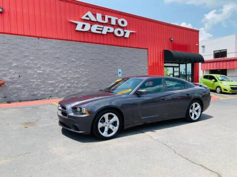 2013 Dodge Charger for sale at Auto Depot - Madison in Madison TN