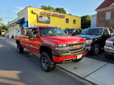 2001 Chevrolet Silverado 2500HD for sale at Bel Air Auto Sales in Milford CT