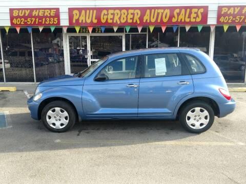 2007 Chrysler PT Cruiser for sale at Paul Gerber Auto Sales in Omaha NE