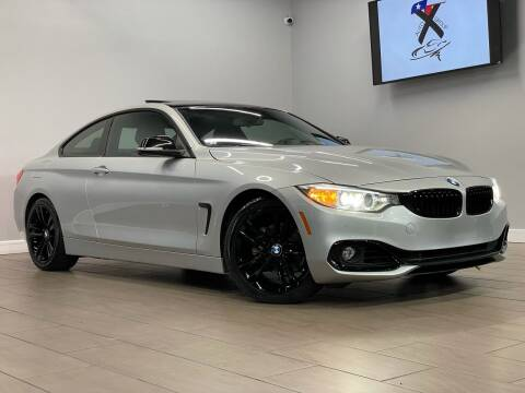 2014 BMW 4 Series for sale at TX Auto Group in Houston TX