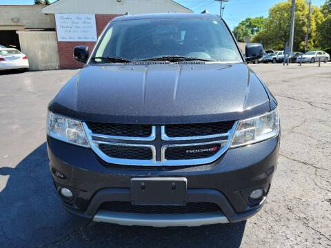 2012 Dodge Journey for sale at Beaulieu Auto Sales in Cleveland OH