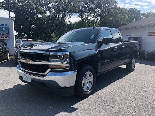 2018 Chevrolet Silverado 1500 for sale at Sports & Imports in Pasadena MD