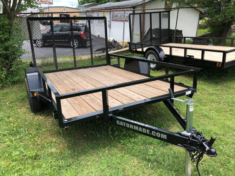 """2020 Gatormade 6'4"""" X 10 for sale at W V Auto & Powersports Sales in Charleston WV"""