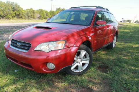 2006 Subaru Outback for sale at Elite Car Care & Sales in Spicewood TX