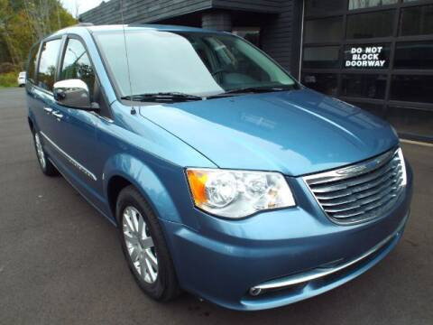 2012 Chrysler Town and Country for sale at Carena Motors in Twinsburg OH