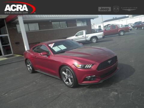 2015 Ford Mustang for sale at BuyRight Auto in Greensburg IN