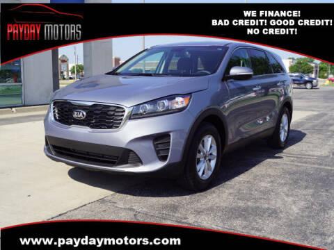 2020 Kia Sorento for sale at Payday Motors in Wichita KS