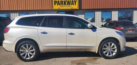 2013 Buick Enclave for sale at Parkway Motors in Springfield IL