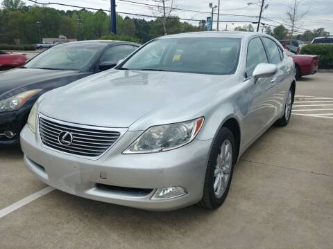 2009 Lexus LS 460 for sale at A & K Auto Sales in Mauldin SC