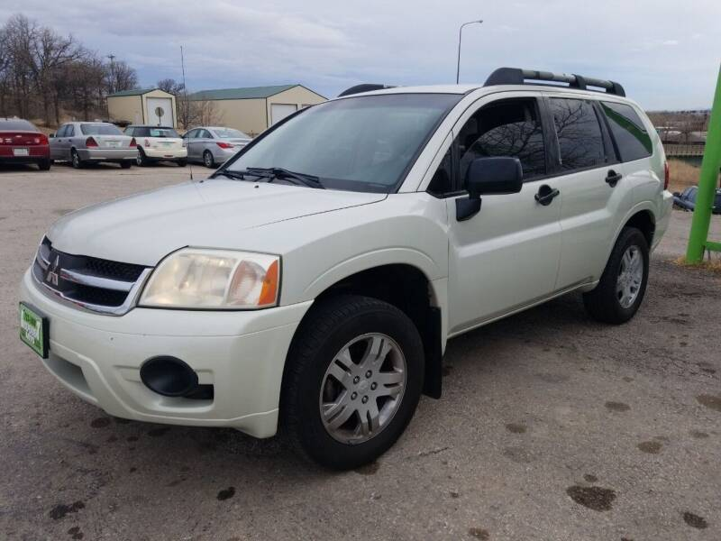 2007 Mitsubishi Endeavor for sale at Independent Auto in Belle Fourche SD