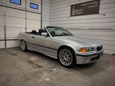 1999 BMW 3 Series for sale at Queen City Classics in West Chester OH