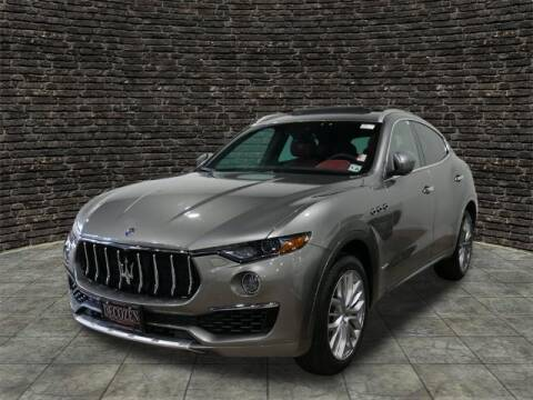 2019 Maserati Levante for sale at Montclair Motor Car in Montclair NJ