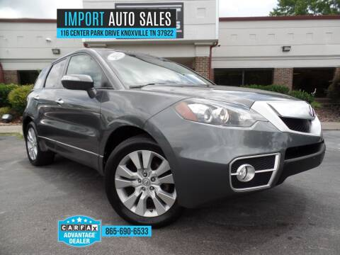 2011 Acura RDX for sale at IMPORT AUTO SALES in Knoxville TN