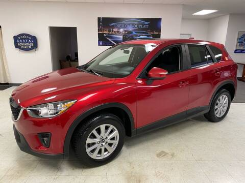 2015 Mazda CX-5 for sale at Used Car Outlet in Bloomington IL