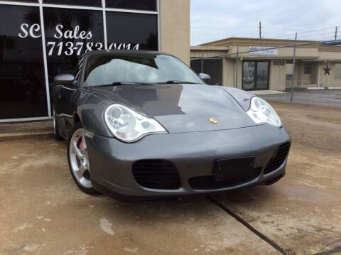 2003 Porsche 911 for sale at SC SALES INC in Houston TX