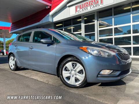 2016 Kia Forte5 for sale at Furrst Class Cars LLC  - Independence Blvd. in Charlotte NC