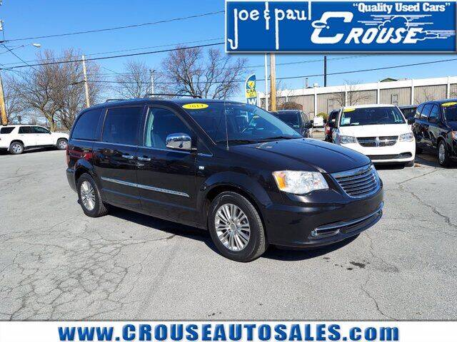 2014 Chrysler Town and Country for sale at Joe and Paul Crouse Inc. in Columbia PA