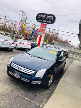 2006 Ford Fusion for sale at i3Motors in Baltimore MD