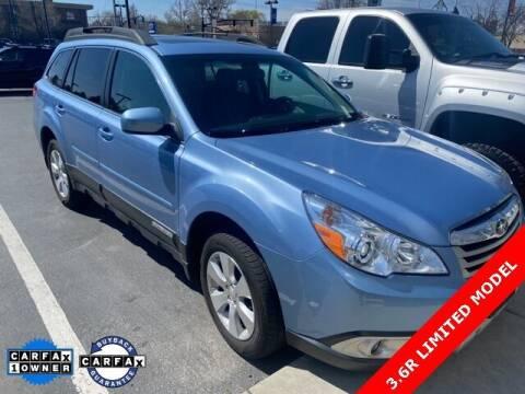 2011 Subaru Outback for sale at NATE WADE SUBARU in Salt Lake City UT