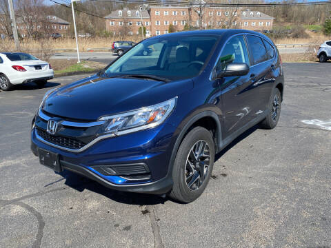 2016 Honda CR-V for sale at Turnpike Automotive in North Andover MA