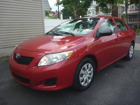 2009 Toyota Corolla for sale at Pinto Automotive Group in Trenton NJ