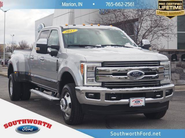2017 Ford F-350 Super Duty for sale in Marion, IN