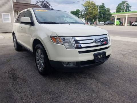 2008 Ford Edge for sale at BELLEFONTAINE MOTOR SALES in Bellefontaine OH