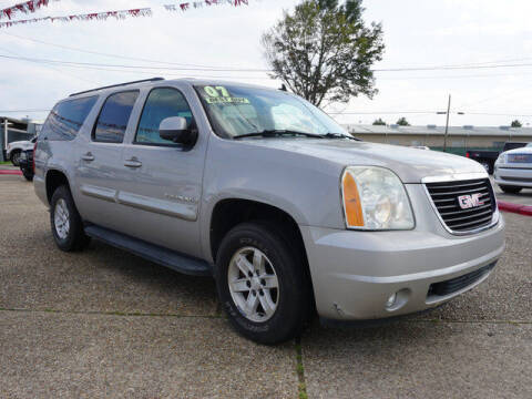 2007 GMC Yukon XL for sale at BLUE RIBBON MOTORS in Baton Rouge LA