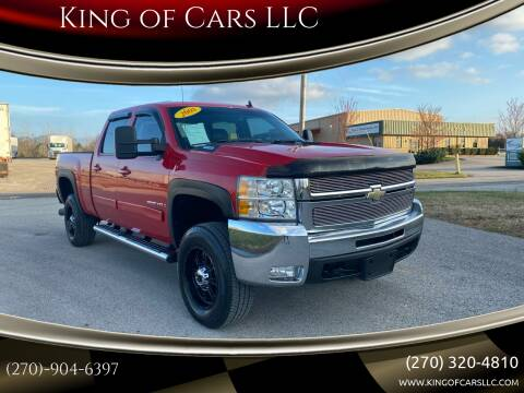 2008 Chevrolet Silverado 2500HD for sale at King of Cars LLC in Bowling Green KY