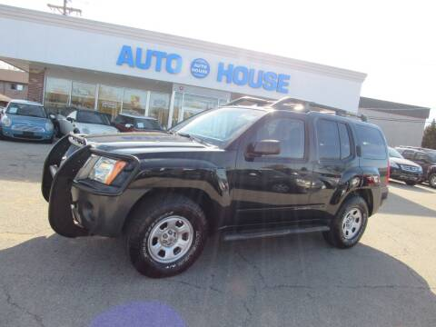 2006 Nissan Xterra for sale at Auto House Motors in Downers Grove IL