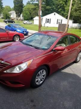 2011 Hyundai Sonata for sale at GALANTE AUTO SALES LLC in Aston PA