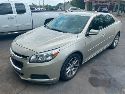 2016 Chevrolet Malibu Limited for sale at Right Place Auto Sales in Indianapolis IN