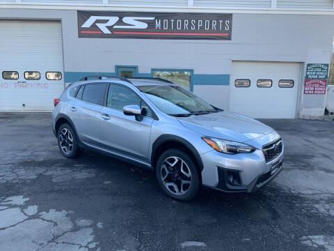2019 Subaru Crosstrek for sale at RS Motorsports, Inc. in Canandaigua NY