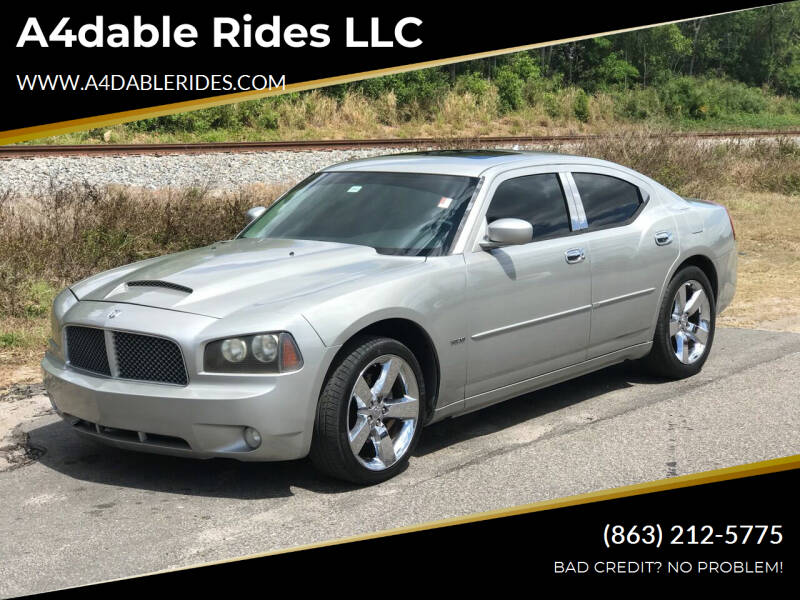 2006 Dodge Charger for sale at A4dable Rides LLC in Haines City FL