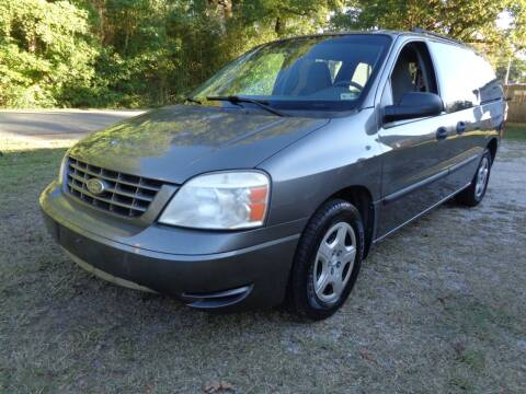 2006 Ford Freestar for sale at Liberty Motors in Chesapeake VA