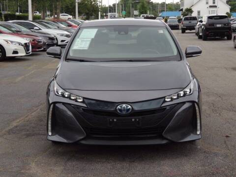 2017 Toyota Prius Prime for sale at Auto Finance of Raleigh in Raleigh NC