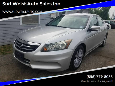 2011 Honda Accord for sale at Sud Weist Auto Sales Inc in Maple Shade NJ