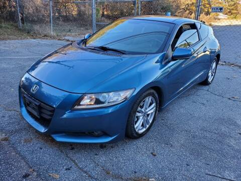 2011 Honda CR-Z for sale at GA Auto IMPORTS  LLC in Buford GA