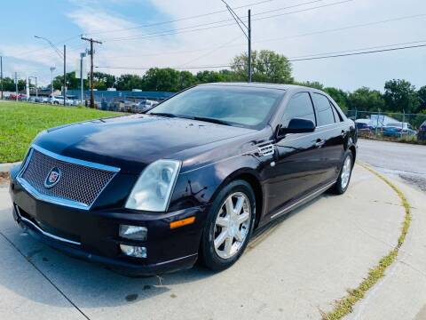2010 Cadillac STS for sale at Xtreme Auto Mart LLC in Kansas City MO