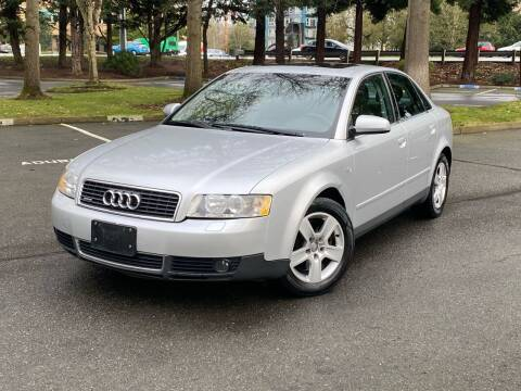 2002 Audi A4 for sale at Mudarri Motorsports - Championship Motors in Redmond WA
