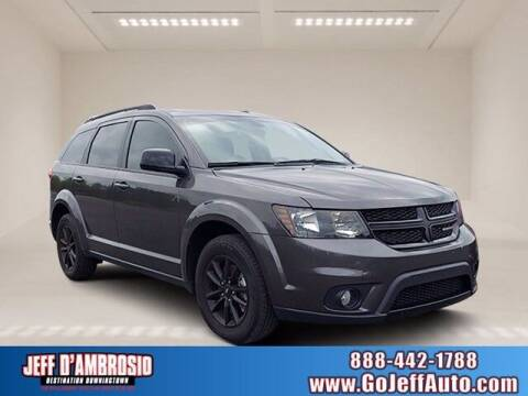 2019 Dodge Journey for sale at Jeff D'Ambrosio Auto Group in Downingtown PA